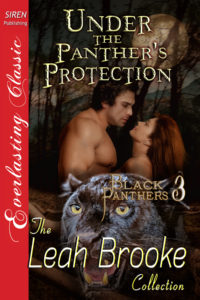 Under the Panther's Protection